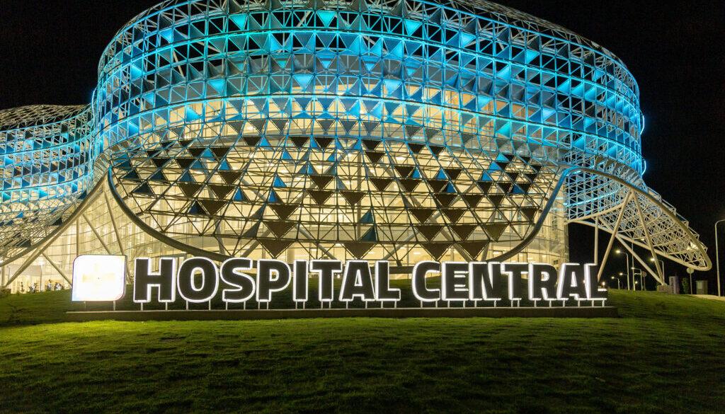 Hospital Central Dr. Ramón Castillo