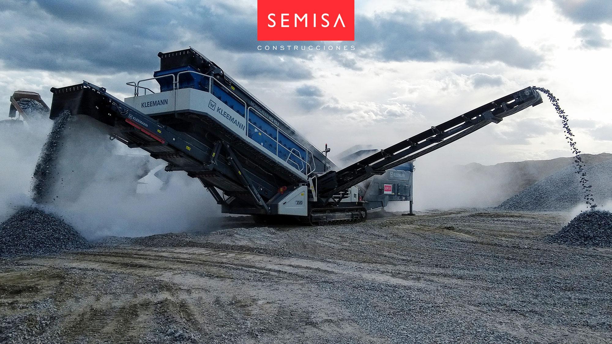 SEMISA_Cantera de Chamangá - Uruguay