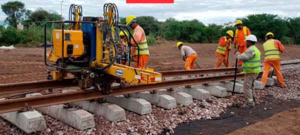SEMISA_INFRAESTRUCTURA_Obra Ferroviaria - Salta